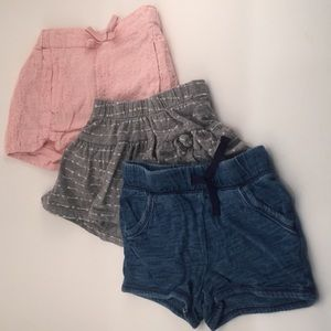 Other - Girl's Shorts Bundle - Size 18 months